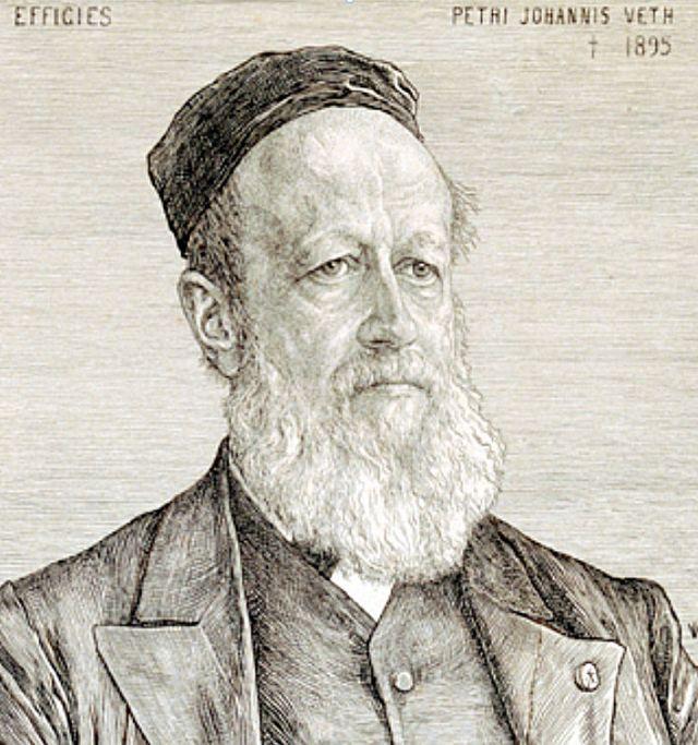 Pieter Johannes Veth (1814-1895)