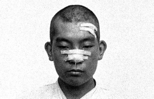 Japanse gevangene