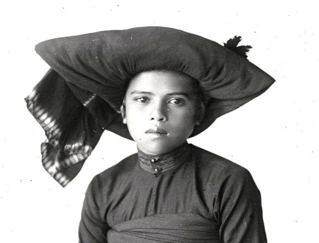 Karo-meisje (foto: Schmid)
