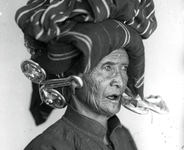 Karo-vrouw (foto: Schmid)