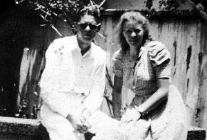 Het echtpaar Prins in Soerabaja