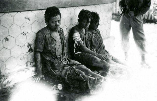 Indonesische gevangenen