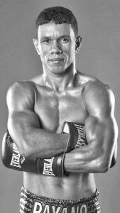 De huidige WBA-wereldkampioen bantamgewicht Juan Carlos Payano, uit de Dominicaanse Republiek
