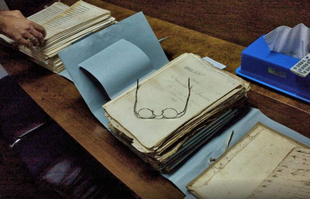 De VOC-archieven