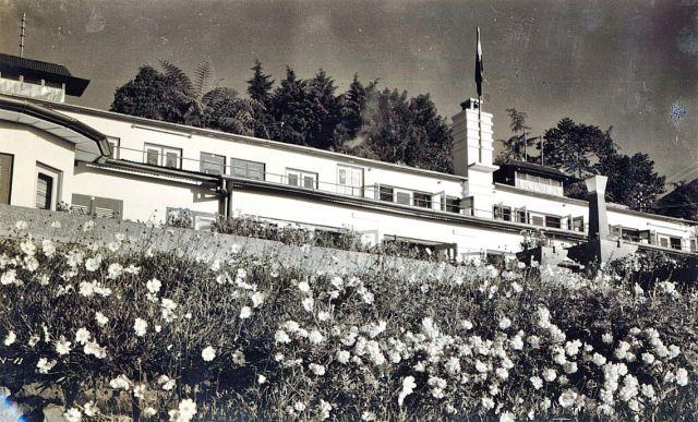 Hotel 'Het Arendsnest'