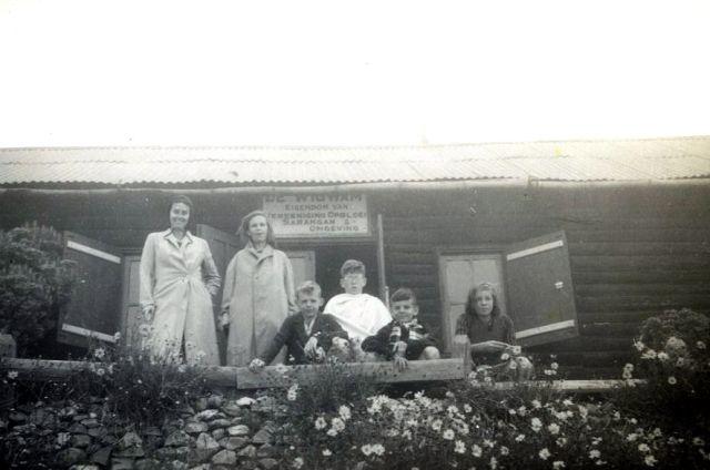 De pondok Wigwam, ca. 1940