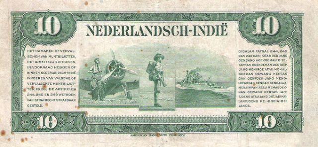 Muntbiljet met afbeelding van Van Breen