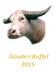 gouden buffel 2015