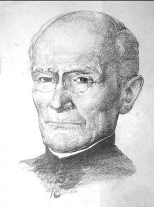 Willem van den Berg, Portret Franciscus Kenninck aartsbisschop Utrecht. Museum Catharijneconvent