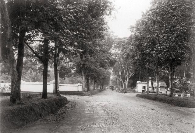 Tanah Abang, ca. 1890