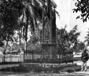 Monument der gevallenen