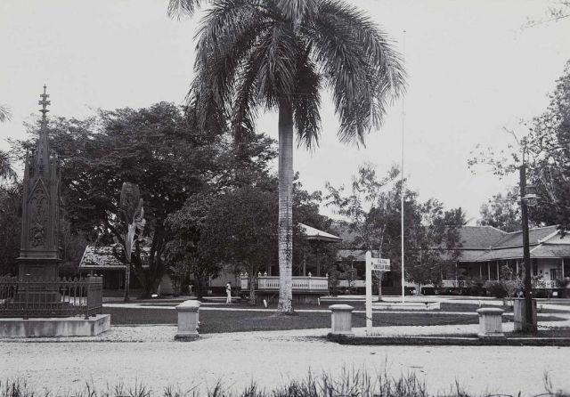 Bandjermasin: monument voor residentiekantoor