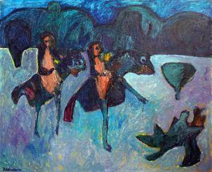 Jan Schlechter Duvall: Kuda Kepang