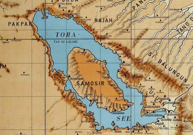 Samosir, 1912