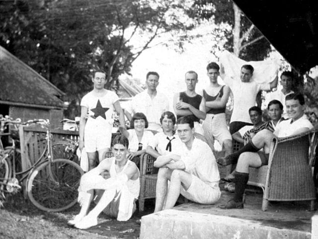 Leden van Brantas, 1921