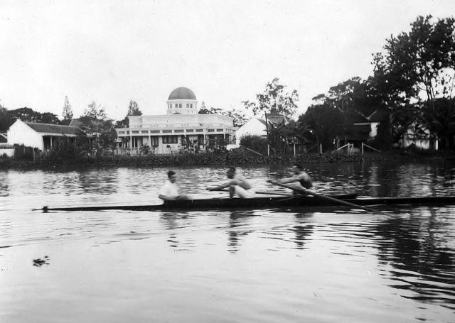 Twee met stuur, 1921