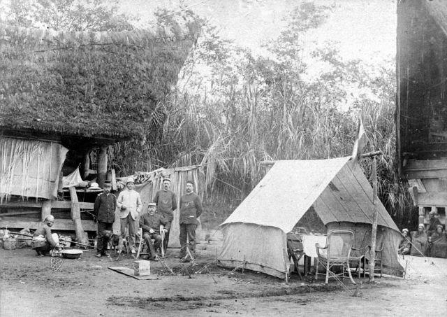 Welsink en Van Dijk in de Bataklanden