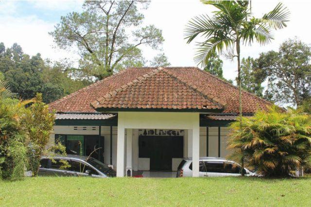 Het huis in Kaliurang waar Masdoelhak Nasoetion werd gearresteerd. (Dewi Elbers)