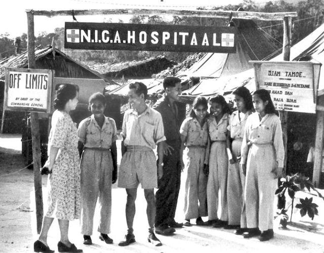 NICA Ziekenhuis op Biak