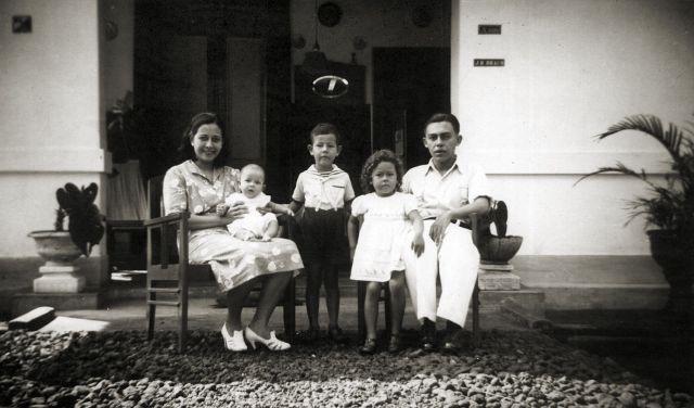 Indisch geluk: het gezin Braun te Poerwokerto