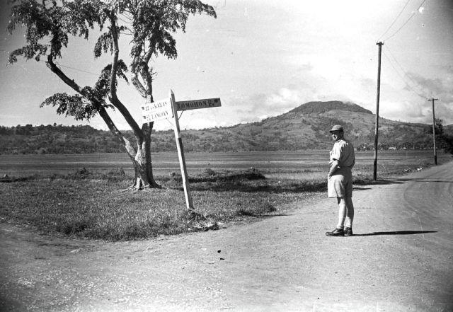 Nederlandse militair op Noord-Celebes, 1948 (TM)