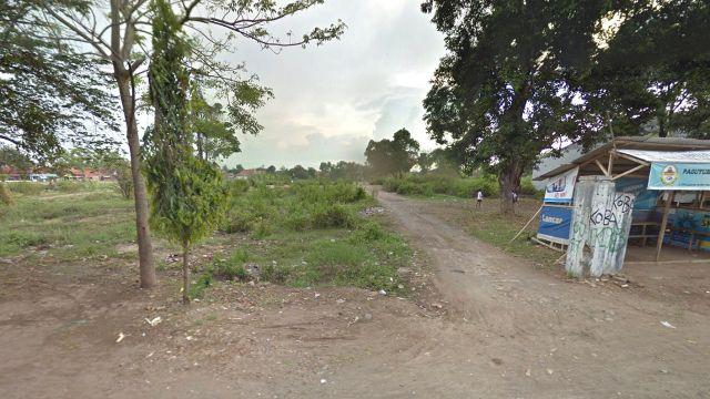 Pabuaran, 2016: de plaats waar de fabriek heeft gestaan.